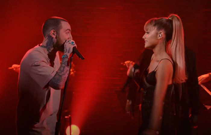 """Cinderella"" By Mac Miller, A Song That Has Lyrics About Very Intimate Bedroom Moments, Is About Ariana Grande"
