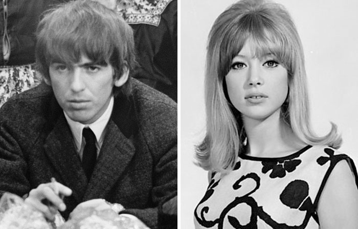 """Something"" By The Beatles, ""Layla"" By Derek And The Dominoes, And ""Wonderful Tonight"" By Eric Clapton Were Written About Model Pattie Boyd"