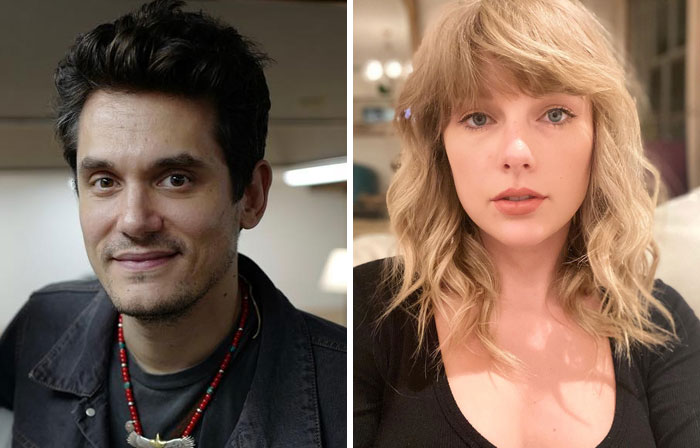 """Dear John"" By Taylor Swift Is About Her Ex, John Mayer. Mayer's Song ""Paper Doll"" Was Allegedly His Rebuttal"