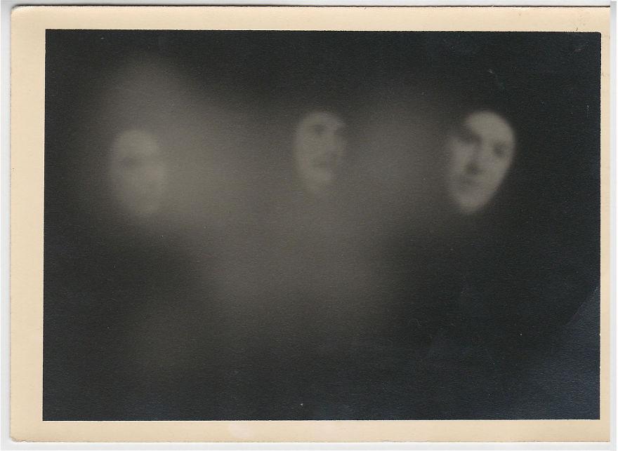 Jack Edwards (Dates Unknown), Spirit Photography From Camp Silver Belle, Ephrata Pennsylvania. Circa 1940s