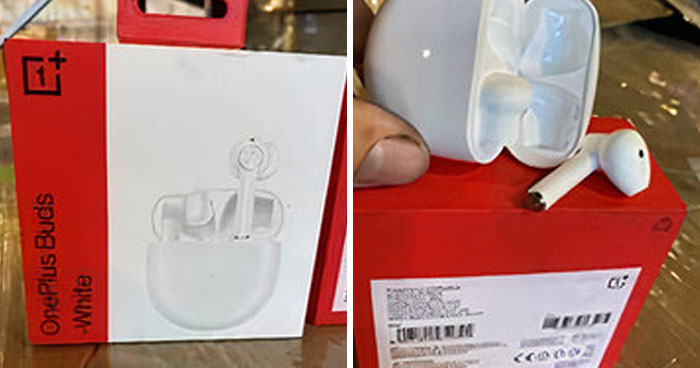 "U.S. Customs Confiscates 2,000 Pieces Of ""Counterfeit Apple AirPods,"" Turns Out They're Actually Made By OnePlus"