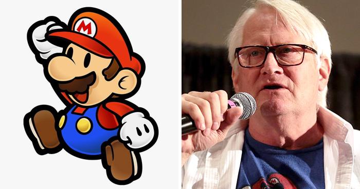 Mario—Charles Martinet