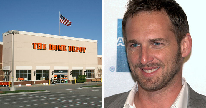 The Home Depot Commercial—Josh Lucas