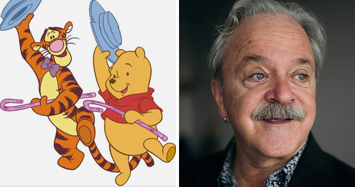 Winnie The Pooh And Tigger—Jim Cummings