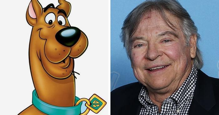 Scooby-Doo—Frank Welker
