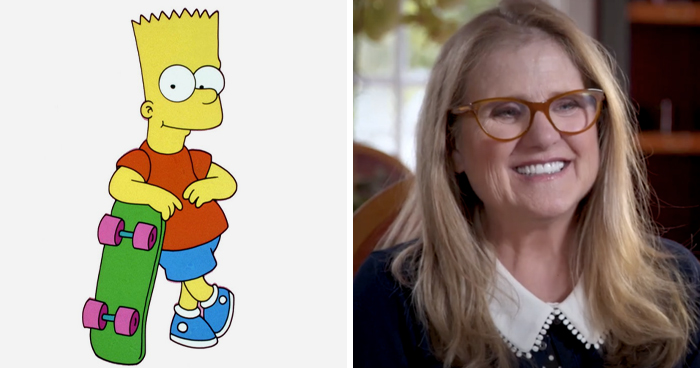 Bart Simpson—Nancy Cartwright