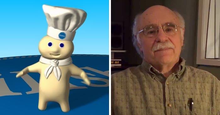 Pillsbury Doughboy—Jobe Cerny