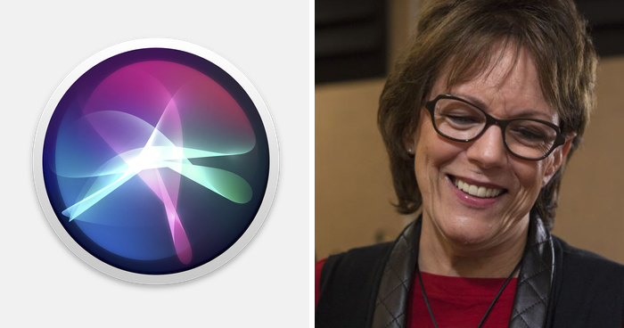 Siri—Susan Bennett