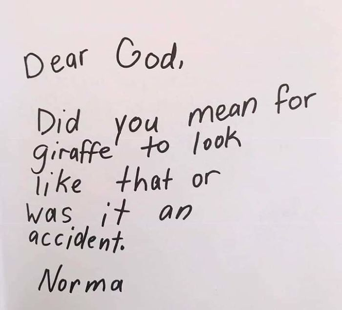 Funny-Kids-Letters-To-God