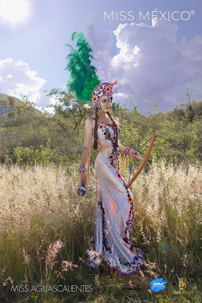 Miss Aguascalientes, Ximena Hita