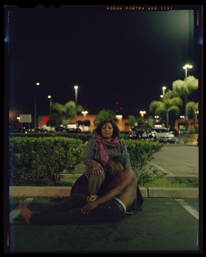 Untitled #44, Crenshaw Blvd, Ca