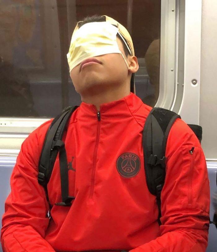 Corona Mask Situation