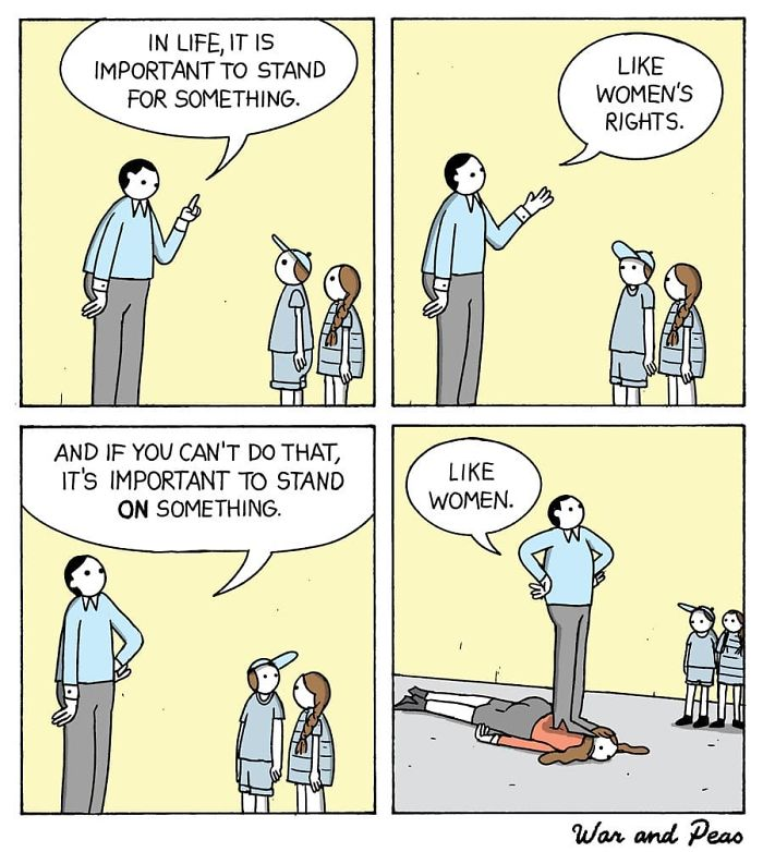 Hilarious Comics With Completely Unexpected Endings