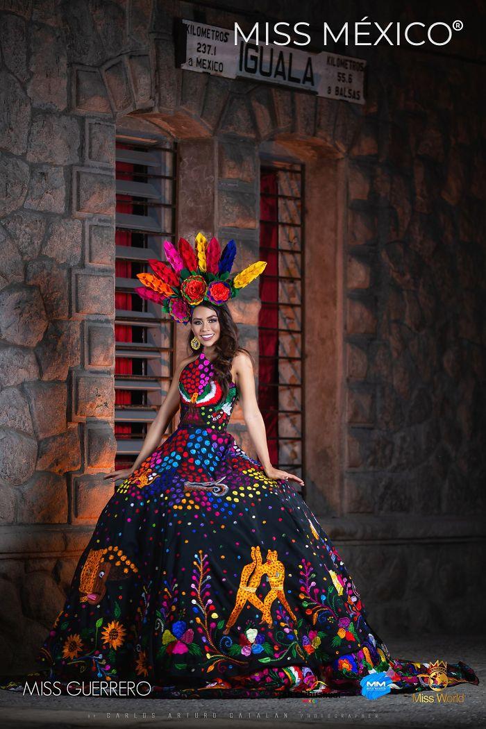 Miss Guerrero, Isabel Ruíz
