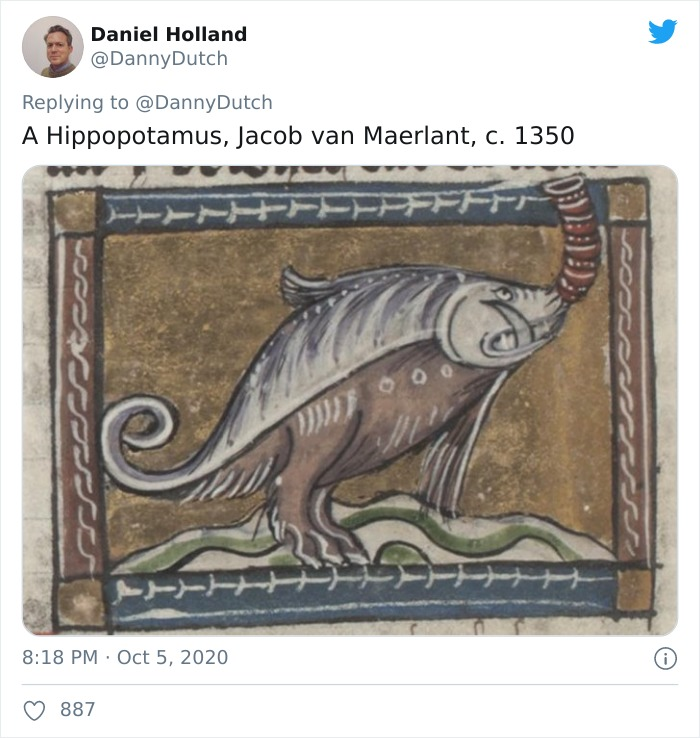 Medieval-Animal-Paintings-That-Dont-Look-Real-Daniel-Holland