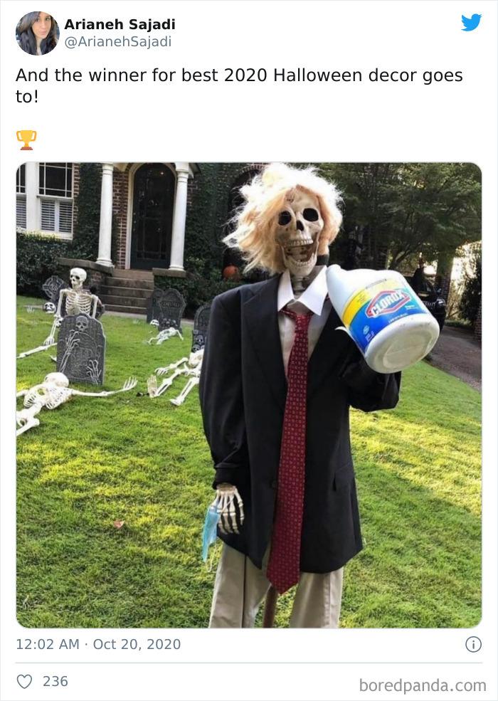2020 Halloween