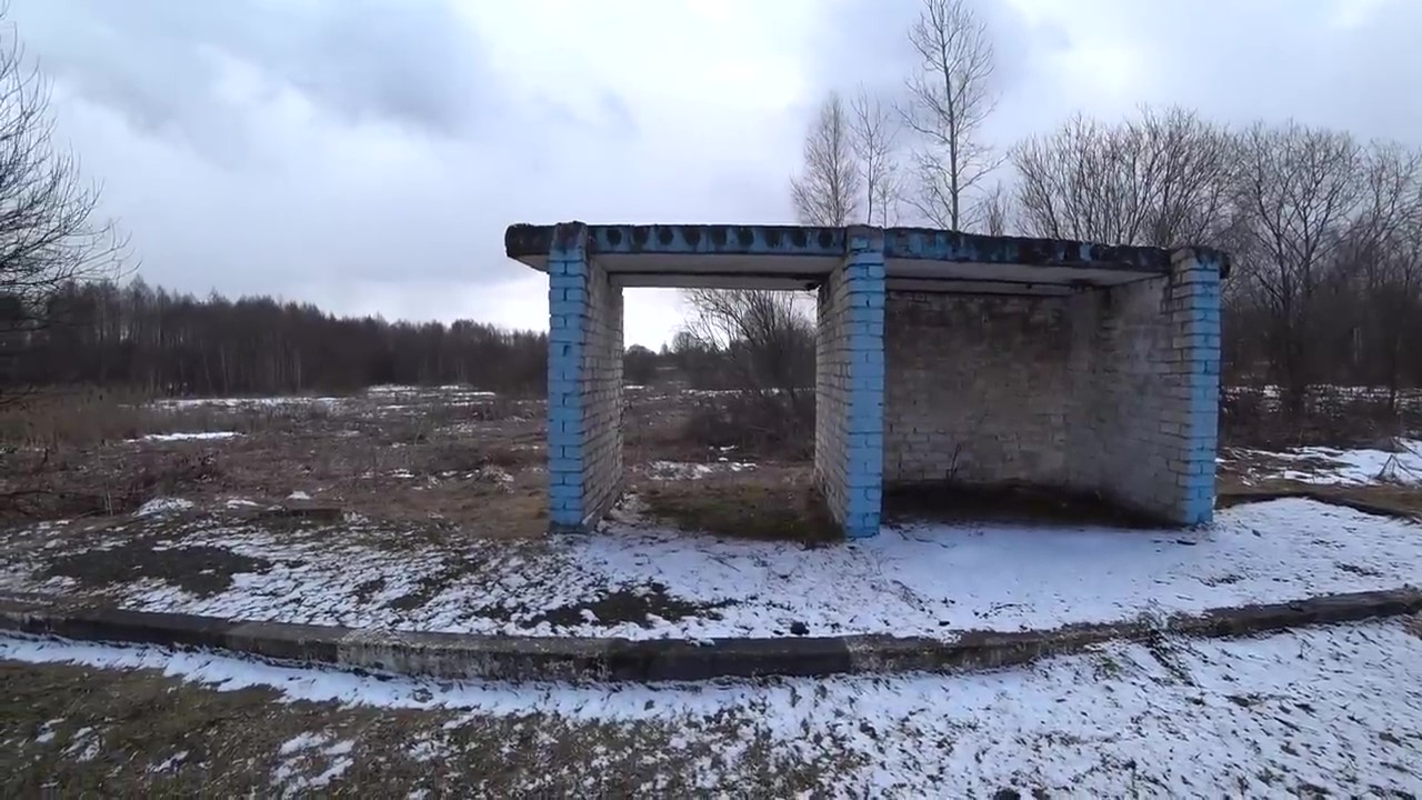 Man Explores The Actual Chernobyl Exclusion Zone, Discovers a 92 Y.O. Grandma and Her Son Dwelling There