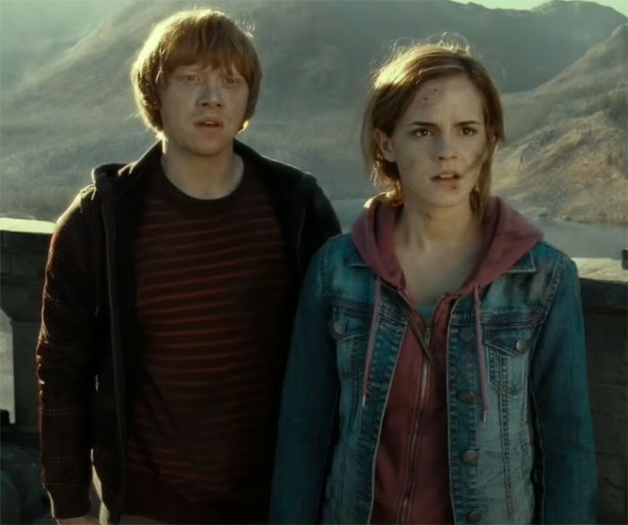Hermione Granger And Ron Weasley Were Actually Appointed Prefects Of House Gryffindor