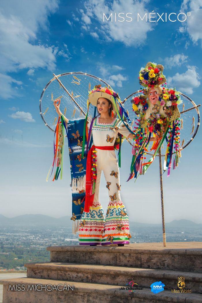 Miss Michoacán, Karolina Vidales