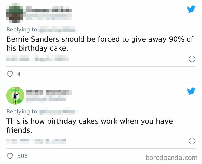 This Guy Wants All The Cake.
