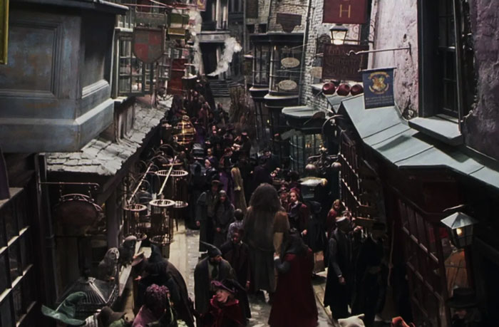 The Ministry Of Magic Couldn't Actually Detect Who Was Casting Spells In Places With High Wizard Populations