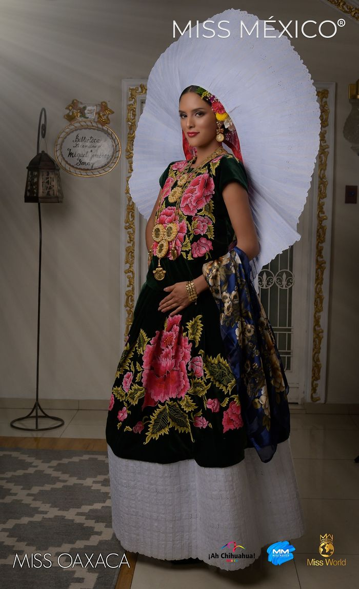 Miss Oaxaca, Sabrina Góngora