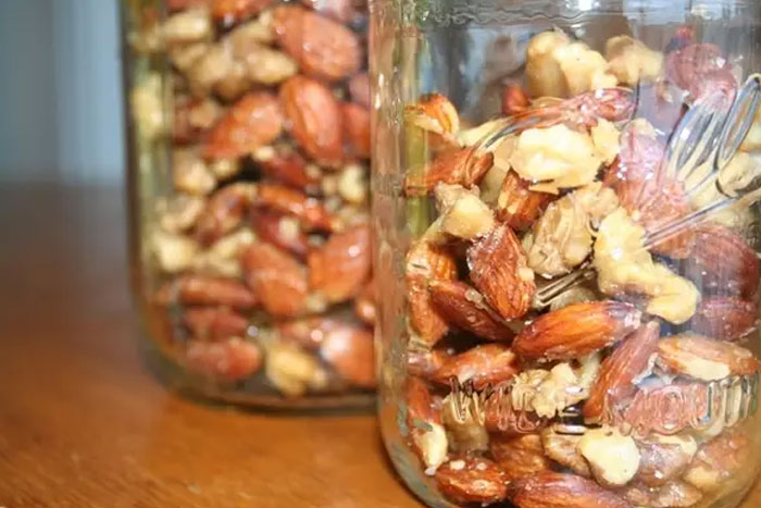 Roast Nuts As Soon As You Get Home From The Store, Then Store Them In The Freezer