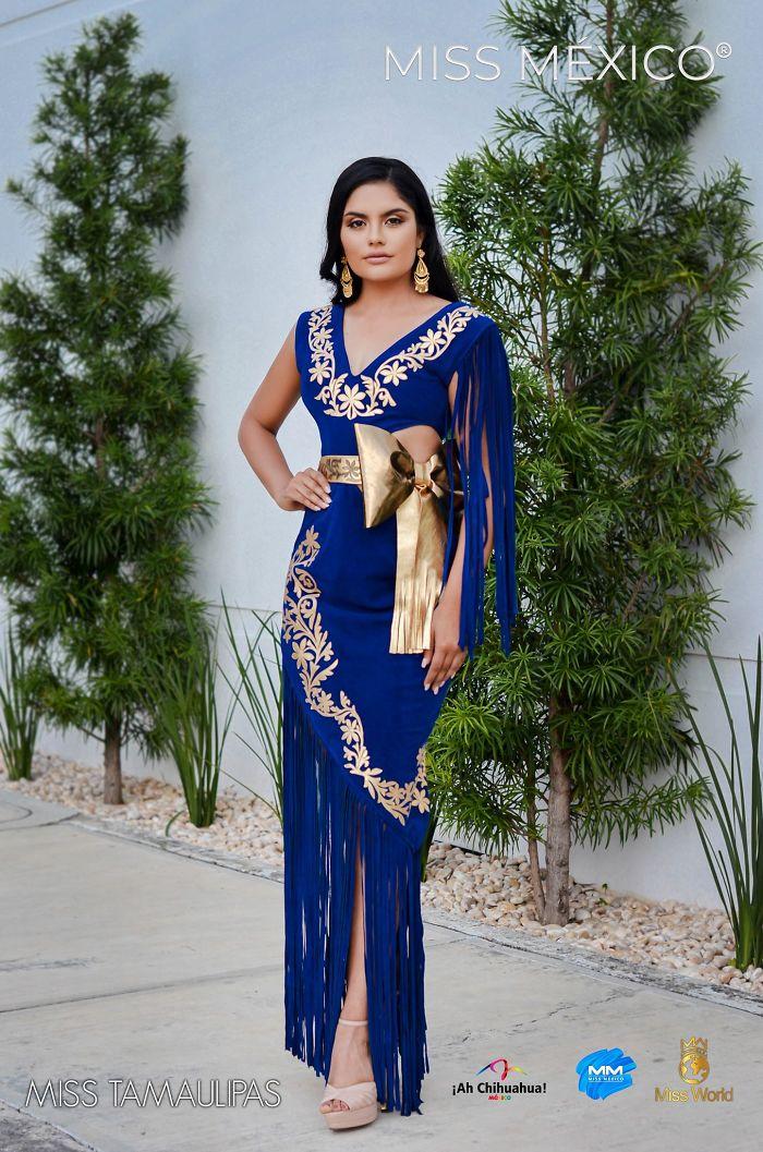 Miss Tamaulipas, Naila Navarro
