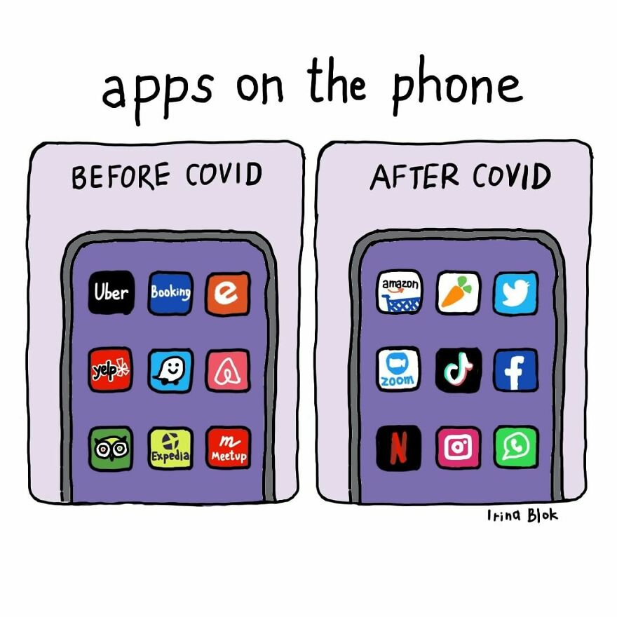 Apps On The Phone
