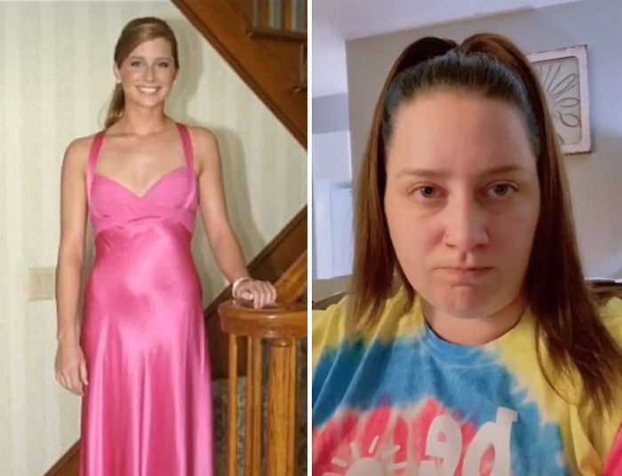 """21 More Women Who """"Peaked"""" In High School Share Their Pics For """"Glow-Down"""" Challenge"""