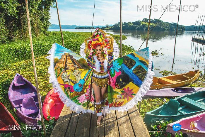 Miss Veracruz, Andrea Munguía
