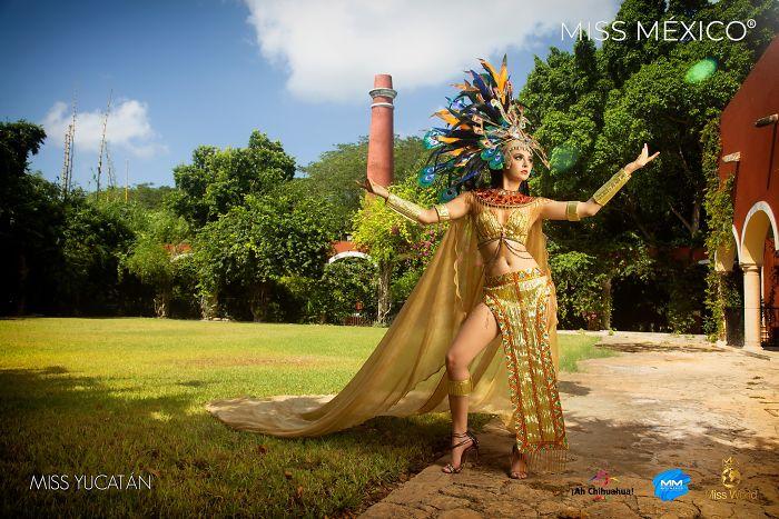 Miss Yucatán, Ana Paulina Rivero