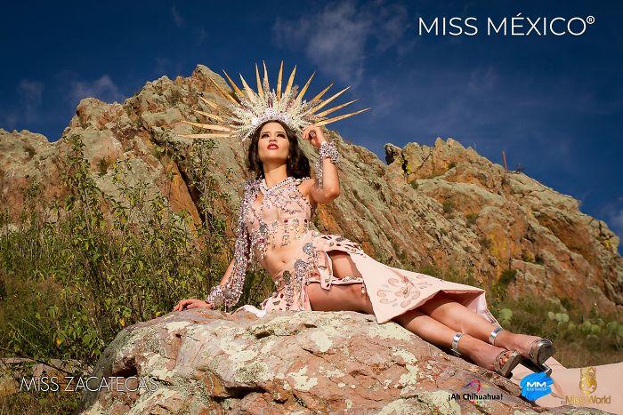 Miss Zacatecas, Karina Román