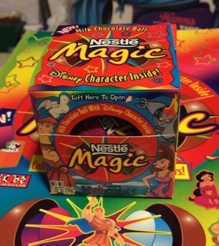 Nestlé Magic Balls