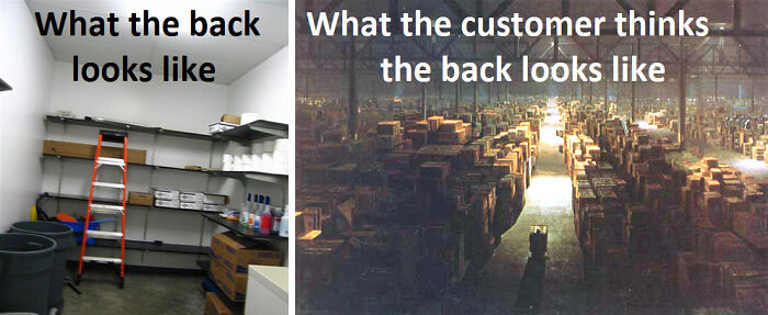 """""""Retail Workers Know What I Mean"""""""