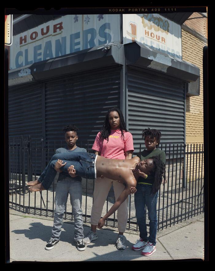 Untitled #33, Jersey City, Nj