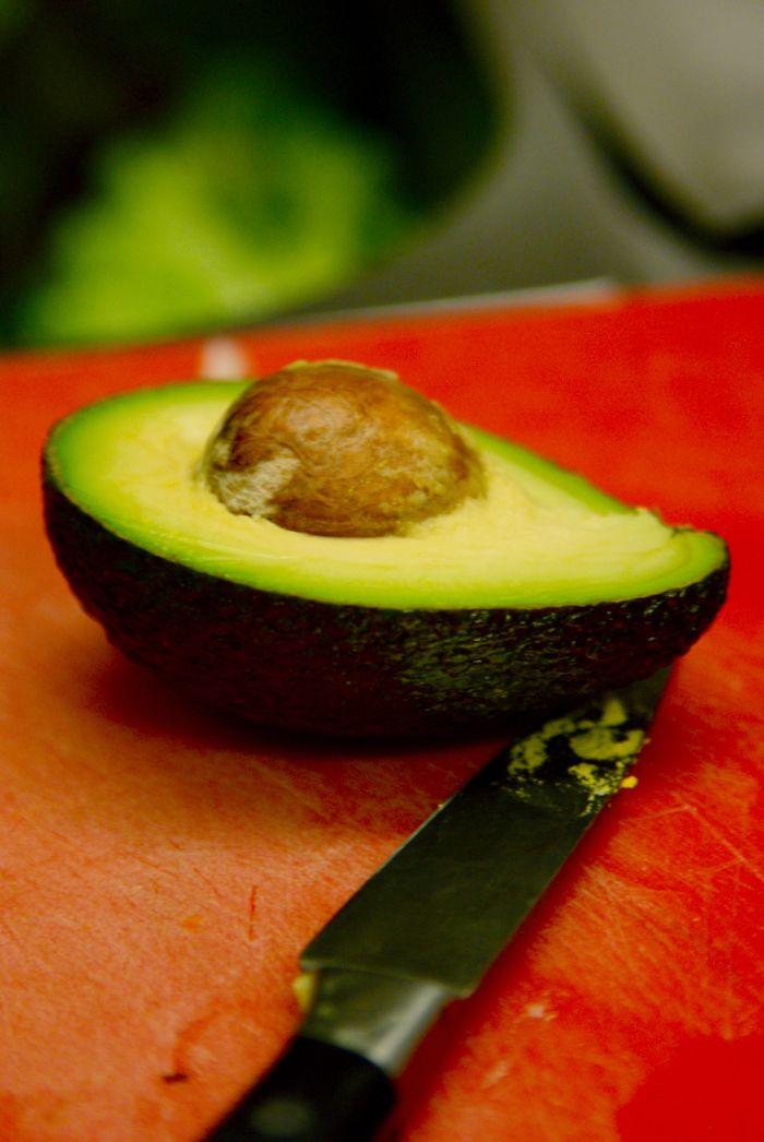 Half An Avocado Left Over?