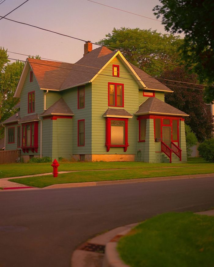 Colours Of American Midwest