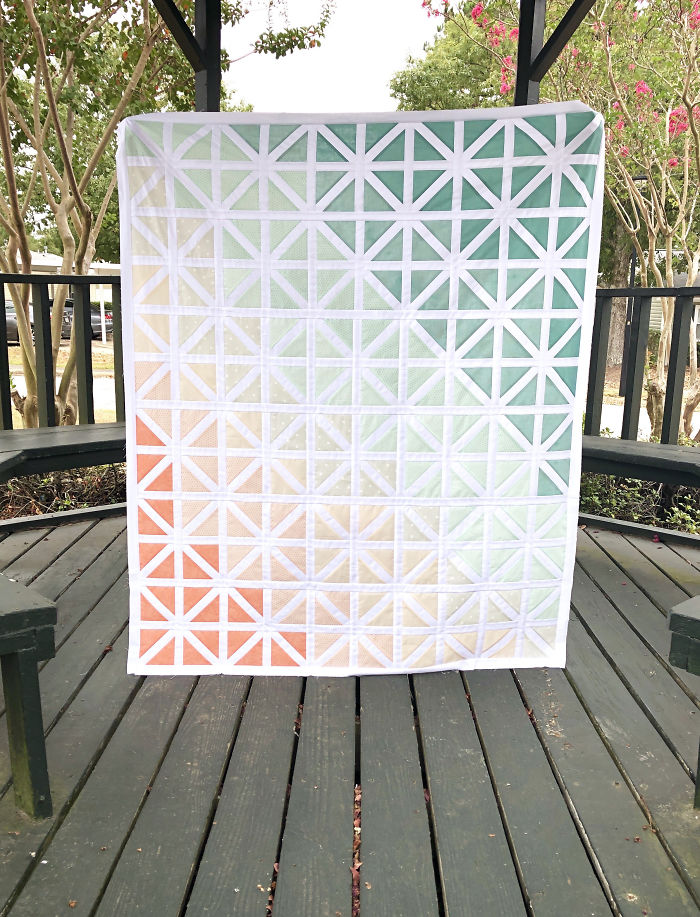 Another Finished Quilt Made By My Wife