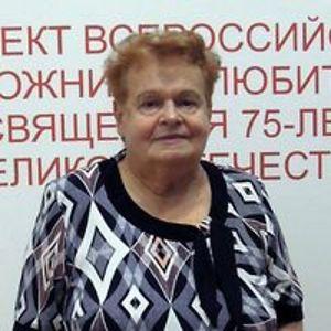 Лиза Рубецкая