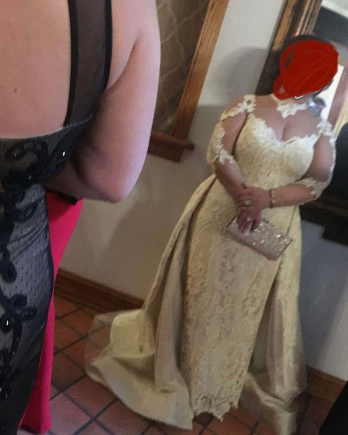 You're Probably Wondering Why This Is Shame Worthy. Well How Do You Feel Now That You Know She Was ***not*** The Bride