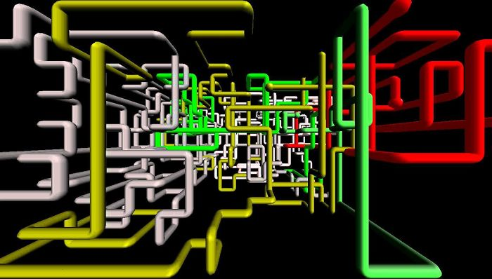 Remember Watching The Pipes Screensaver?
