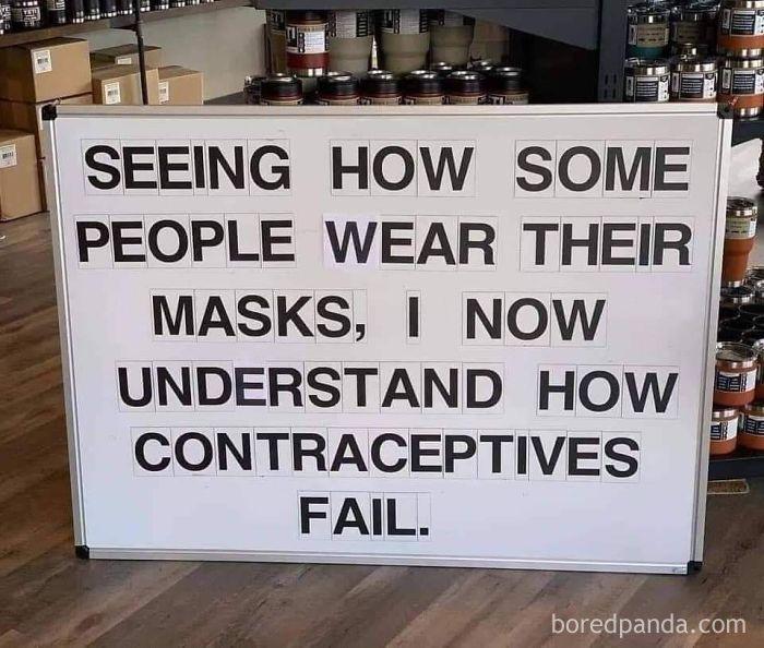 Mask-Wearing