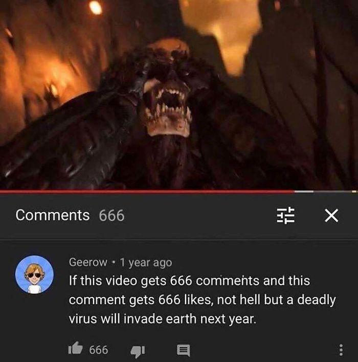 Cursed Virus