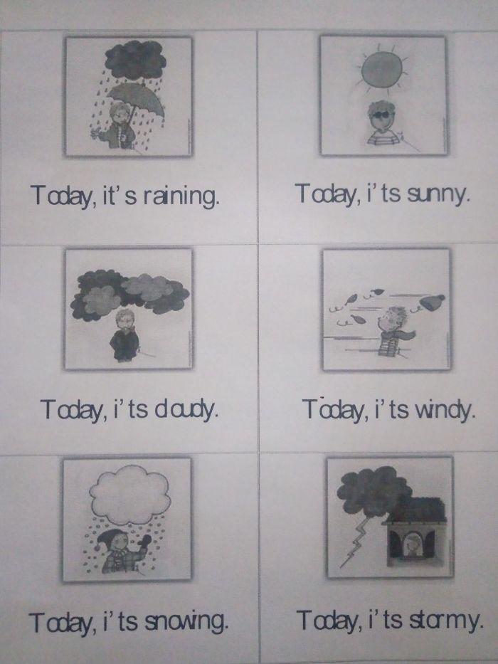 Today, I'ts Doudy