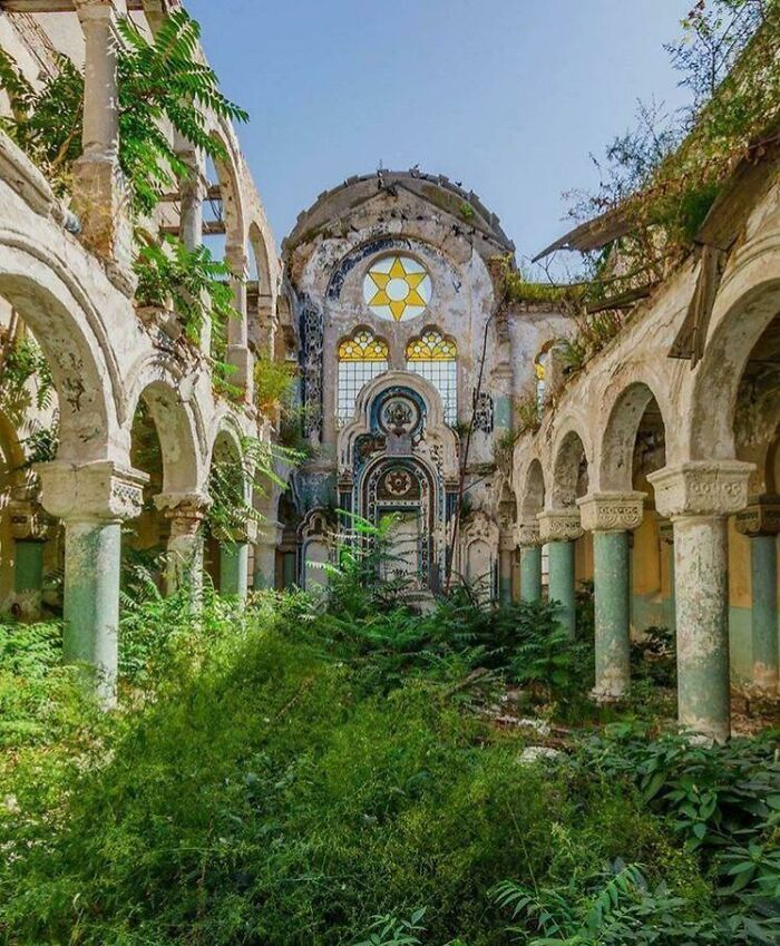 Abandoned Synagogue