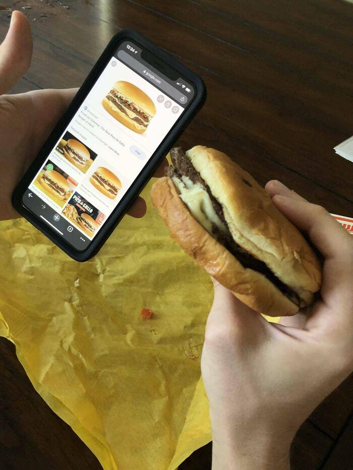 Whataburger's New Pico De Gallo Burger