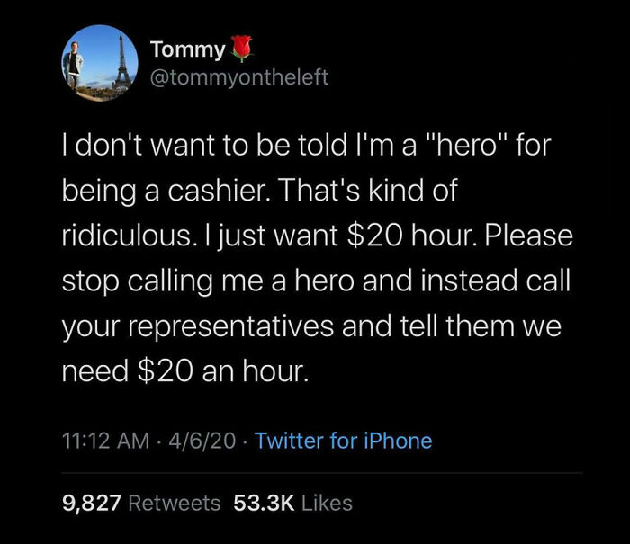 If You Really Love Your Heros, Consider This