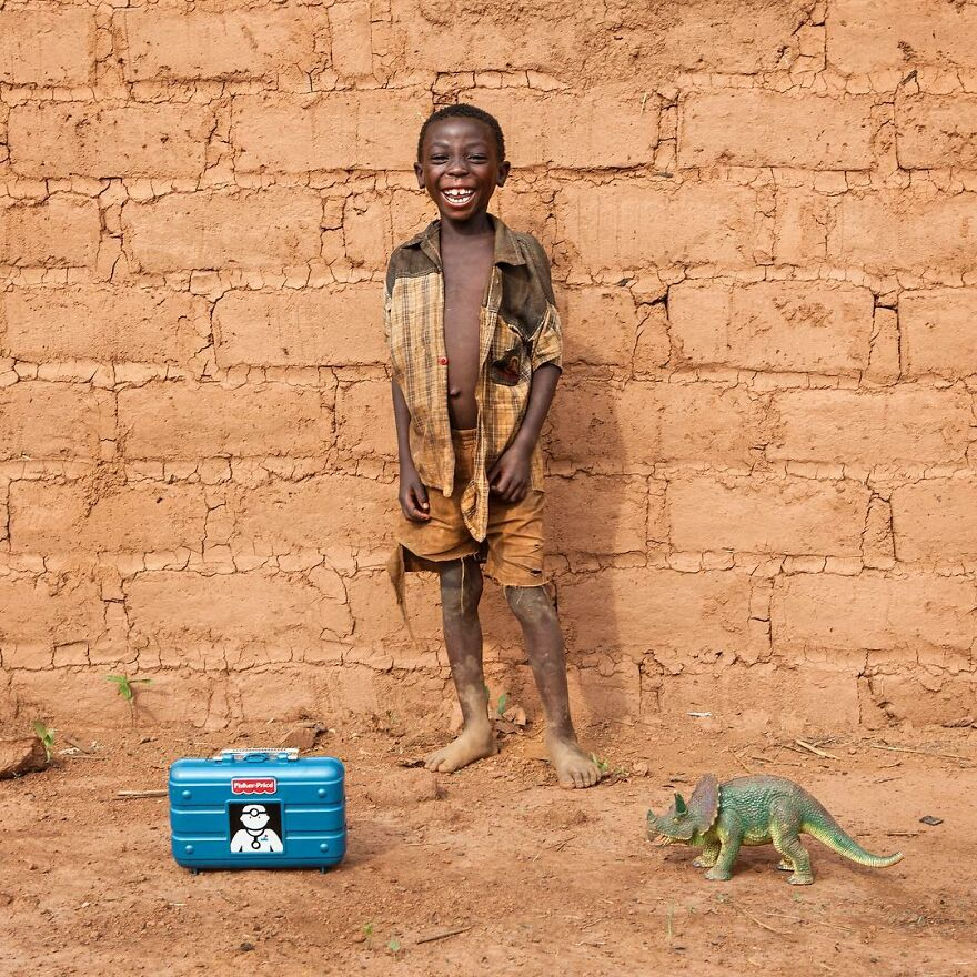 Kafele, 5 , Mkanda, Malawi