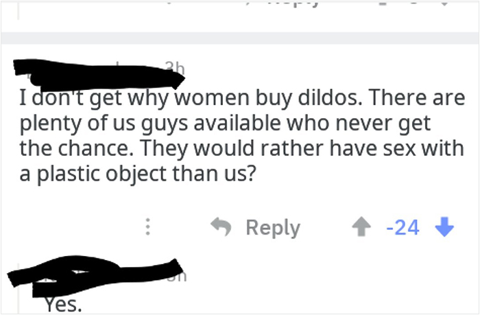 Why Don't Women Have Sex Wiv Me?